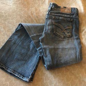 Amethyst Blue Jeans
